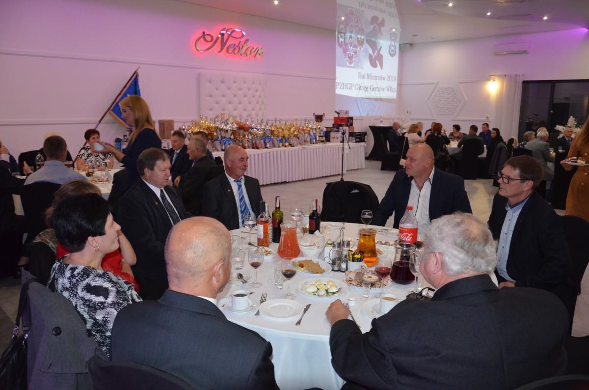Bal Mistrzów 2018 r.